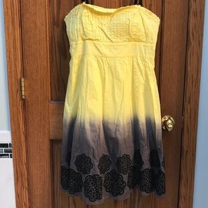 Women's Anthropology Sun Dress